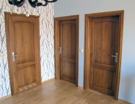 Drzwi dębowe – Toruń