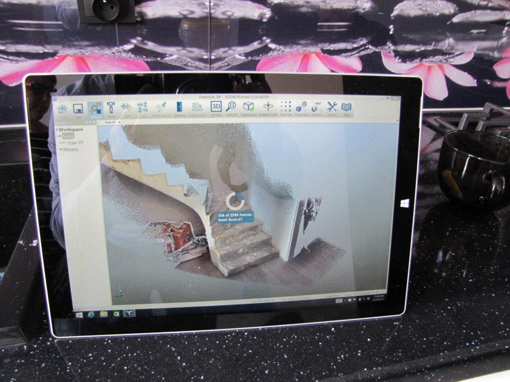 Concrete crust scanning (3)