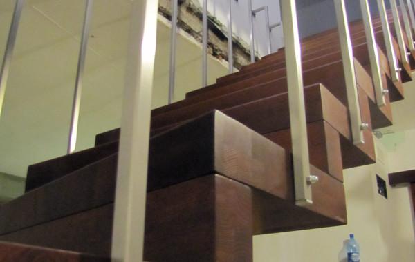 Balustrada do stropu