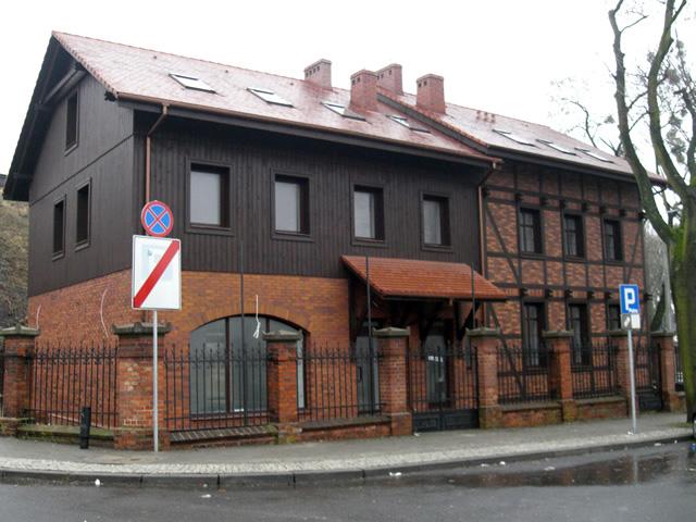 Budynek prywatny – Toruń