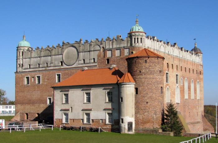 Zamek Golub-Dobrzyń
