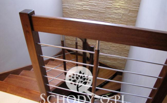 Schody-Q-Debowe-Orzech-balustradadrewno-+-prey-inox-(2)