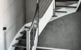 Schody-Q_Kruszwica_Styl- 3Q-Jesion popiel-White-inox _(popiel- bialy -inox) (9)