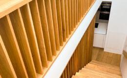 Schody-Q , Stairs-Q Londyn Dywanowe balustrada deska strop (9)